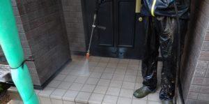 千葉県千葉市若葉区 A様邸 外壁塗装・屋根塗装・付帯部塗装 下地処理 高圧洗浄 (5)
