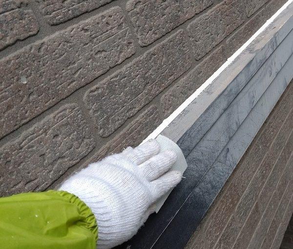 千葉県千葉市若葉区 A様邸 外壁塗装・屋根塗装・付帯部塗装 帯板(幕板)塗装の手順とメンテナンスの種類 (4)