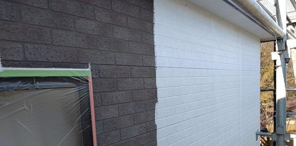 千葉県千葉市若葉区 A様邸 外壁塗装・屋根塗装・付帯部塗装 日本ペイント パーフェクトトップ ラジカル制御式 (6)