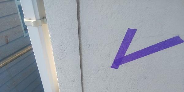 千葉県千葉市稲毛区 K様邸 外壁塗装・防水工事 シーリングの役割 劣化症状 (1)