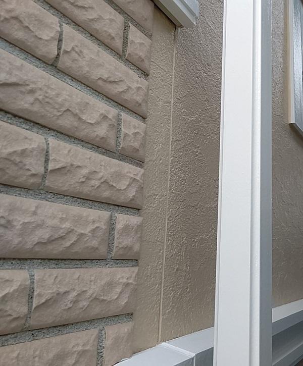 千葉県千葉市稲毛区 K様邸 外壁塗装・防水工事 竪樋・縦樋塗装 雨樋の名称 (9)