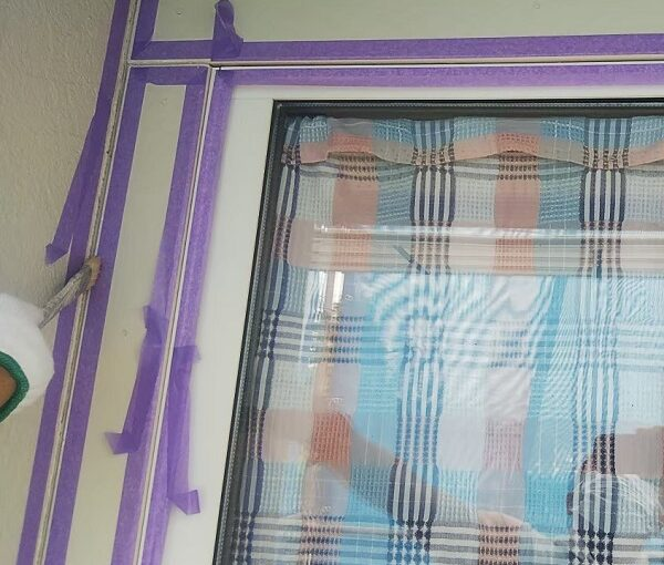 千葉県千葉市稲毛区 K様邸 外壁塗装・防水工事 プライマー (2)