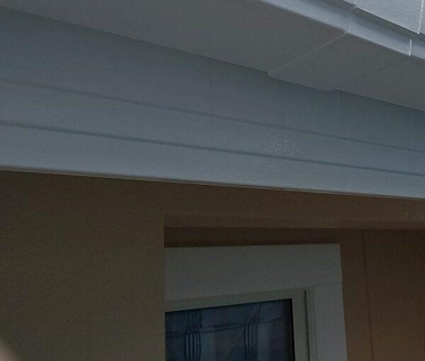 千葉県千葉市稲毛区 K様邸 外壁塗装・防水工事 横樋・軒樋の塗装 雨樋の役割とは (9)