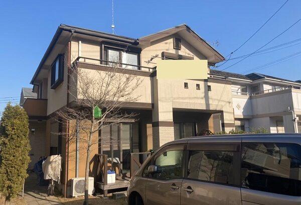 千葉県成田市 H様邸 屋根重ね葺き工事 外壁塗装 付帯部塗装