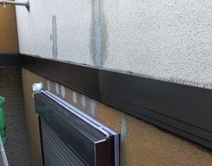 千葉県成田市 H様邸 屋根重ね葺き工事 外壁塗装 帯板塗装 劣化の放置は雨漏りの原因になります! (3)