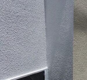 千葉県成田市 H様邸 屋根重ね葺き工事 外壁塗装 外壁中塗り 上塗り (2)