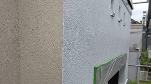 千葉県成田市 H様邸 屋根重ね葺き工事 外壁塗装 下塗り (5)
