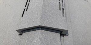 千葉県成田市 H様邸 屋根重ね葺き工事 外壁塗装 棟板金設置 屋根施工完了 (16)