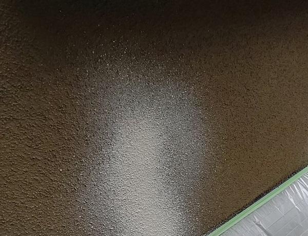 千葉県成田市 H様邸 屋根重ね葺き工事 外壁塗装 リシン吹き付け (1)