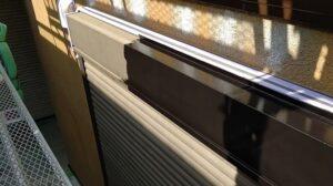 千葉県成田市 H様邸 屋根重ね葺き工事 外壁塗装 シャッターボックス塗装 錆び止めとは (1)
