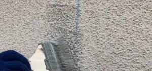 千葉県成田市 H様邸 屋根重ね葺き工事 外壁塗装 外壁劣化補修 ひび割れ(クラック) (1)