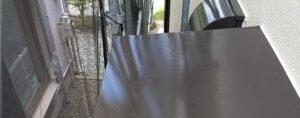 千葉県成田市 H様邸 屋根重ね葺き工事 外壁塗装 庇塗装 (2)