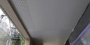 千葉県成田市 H様邸 屋根重ね葺き工事 外壁塗装 軒天塗装 付帯部とは (1)