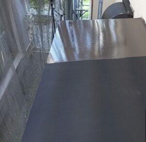 千葉県成田市 H様邸 屋根重ね葺き工事 外壁塗装 庇塗装 (3)