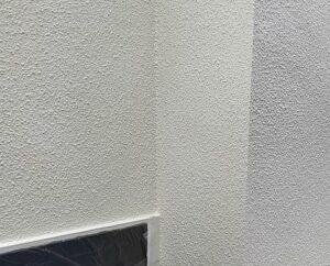 千葉県成田市 H様邸 屋根重ね葺き工事 外壁塗装 外壁中塗り 上塗り (2)1